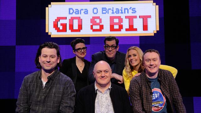 Dara O Briain's Go 8 Bit