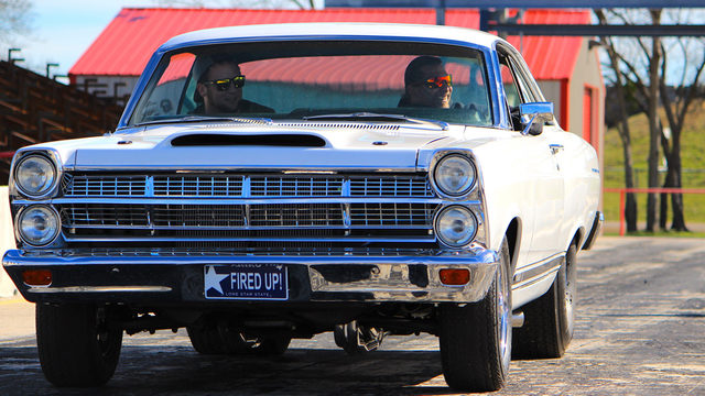 Fired Up Garage : Misfit garage fairlane gets fired up on discovery tue