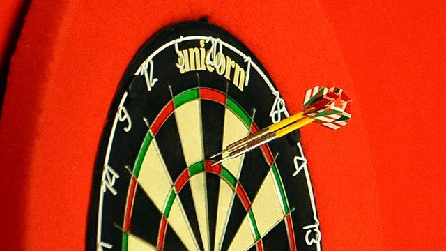 tonights darts fixtures
