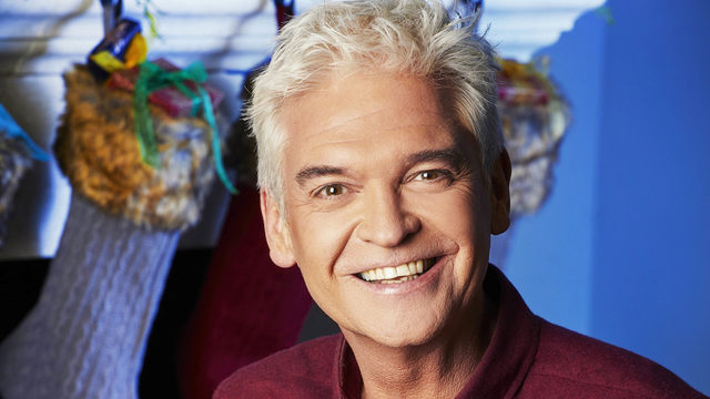 How to Spend It Well at Christmas with Phillip Schofield