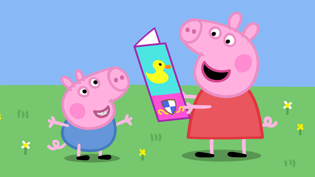 Peppa Pig The Toy Cupboard On Nick Jr Mon 8 Apr 320am Tv Guide